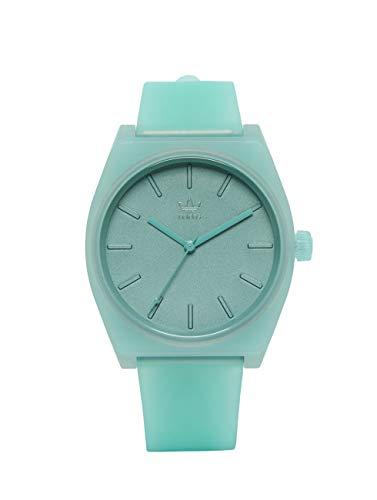 adidas - Reloj para Hombre, Accesorios/Proceso de Reloj, 1 Pieza, tamaño estándar Verde, 1 Unidad