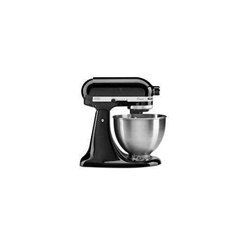 KitchenAid 5K45SSEOB Robot da Cucina Classic 4.3 L Nero Onice