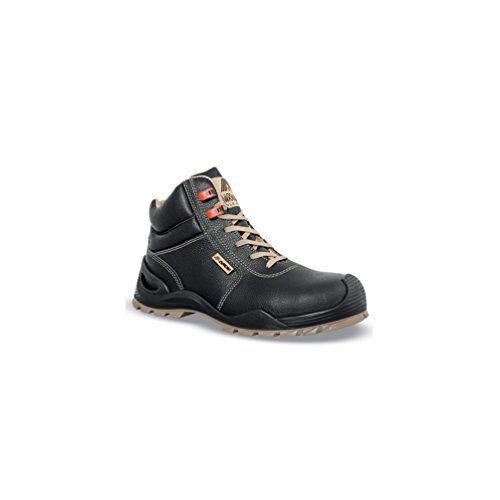 Aimont - Chaussure de sécurité montante VIS S3 SRC - Aimont Noir