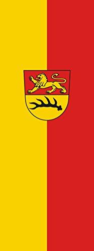 magFlags Drapeau Bodelshausen | portrait flag | 6m² | 400x150cm
