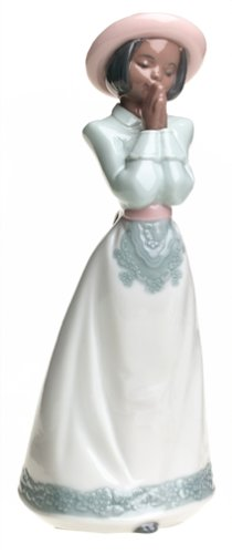 Nao Porcelain by Lladro SUNDAY BEST ( GIRL PRAYING ) 2001371