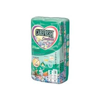 Carefresh Pet Bedding 10 litres Confetti Colourful Animal Bedding 7