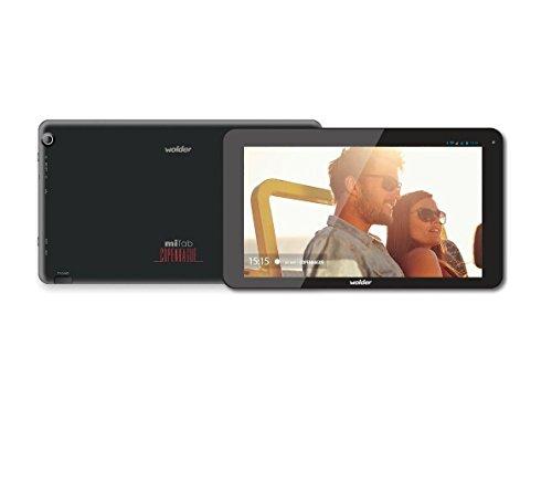 Wolder miTab Copenhague OctaCore/1GB/8GB/10.1 Negro - TabletPC