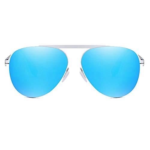 WULE-Sunglasses Unisex New UV400 Damen Light Elastic Edelstahl Tempel Sonnenbrille Nylon HD Objektiv ohne Schraube Sonnenbrille