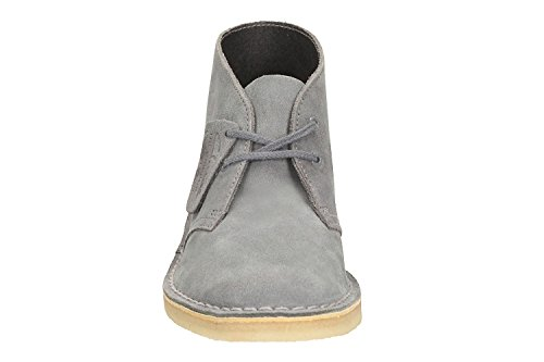 Stivali Donna Clarks Grigio Desert Boot Originals fPvfqOwZ