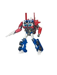 Transformers 38285 Prime Optimus Prime Weaponizer Class