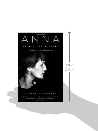 account of the life of anna akhmatova (pseudonym for anna andreyevna gorenko) russian poet, translator, and essayist the following entry presents an overview of akhmatova's career for further information on her life and works, see.