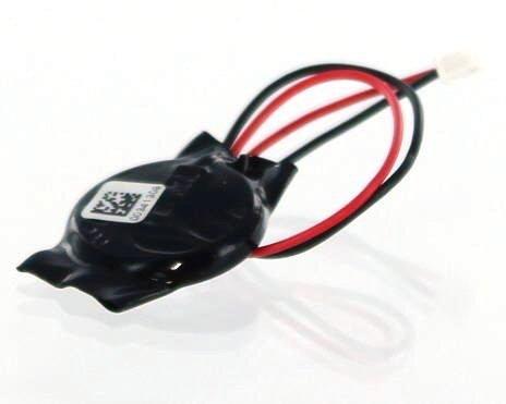 Batterie au lithium de sauvegarde avec hP 417076-001 lithium 3.0 v/200 mAh