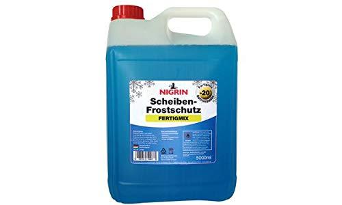 NIGRIN 74487 Scheibenfrostschutz, 20°C, 5 Liter