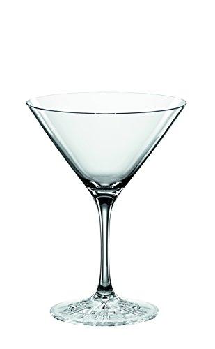 Spiegelau & Nachtmann 4-teiliges Cocktailgläser-Set, Kristallglas, 165 ml, Perfect Serve, 4500175