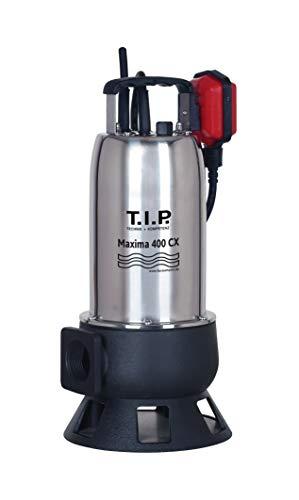 T.I.P. Maxima 400 SX Schmutzwasserpumpe