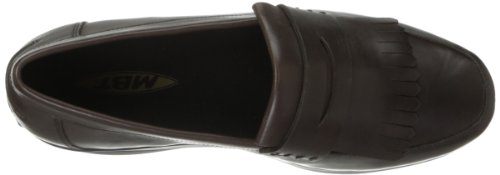 MBT , Mocassins (loafers) homme Marron - Café
