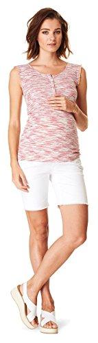 ESPRIT Maternity Kurze Jeans Umstandsshorts/Sommerliche Umstands-Shorts D84008