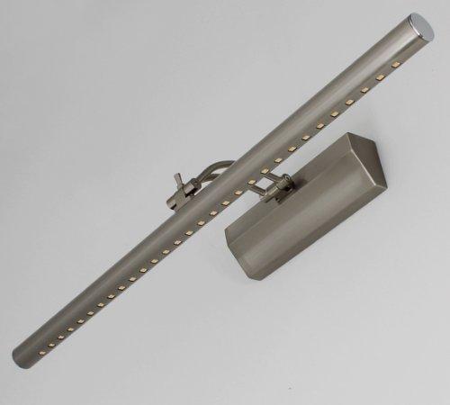 Trango - Lámpara de pared para cuadros y espejos (30 bombillas LED SMD 5050 de 5x5mm)