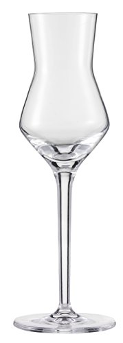 Schott Zwiesel Basic BAR Selection Grappaglas, Glas, transparent, 22.6 x 15.8 x 22.5 cm, 6-Einheiten
