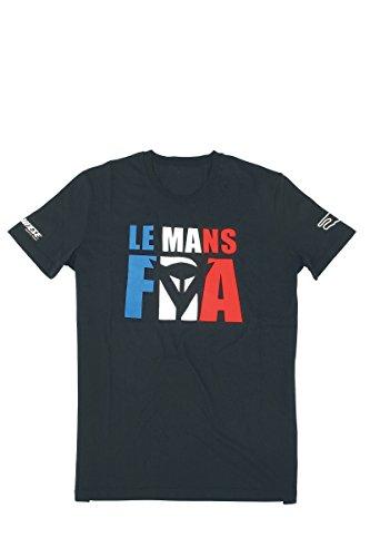 Preisvergleich Produktbild Dainese-LE MANS D1 T-shirt,  Schwarz