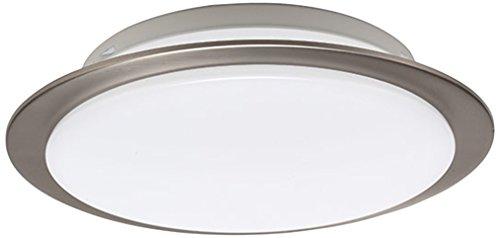 Opple LED Deckenleuchte EROS 11 Watt warmweißes Licht edelstahl 115° 140044135 -