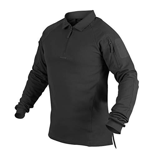 Helikon-Tex Range Polo Shirt - TopCool - Schwarz