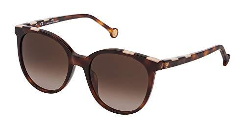 Carolina Herrera SHE794 SHINY DARK HAVANA (0752) - Gafas de sol