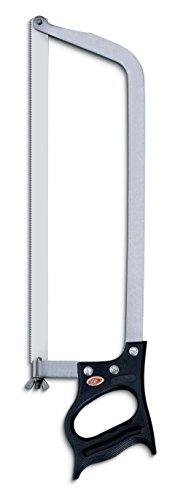AUSONIA - 58066 SCIE DE Boucher DE 50 CM avec Lame ET Structure en Acier INOX