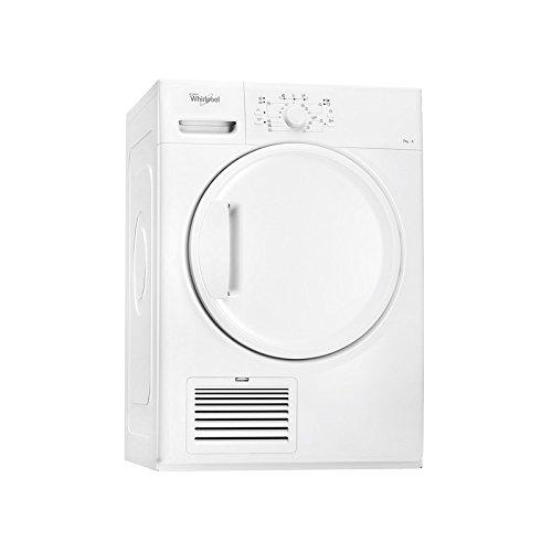Whirlpool DDLX 70112 Autonome Charge avant 7kg B Blanc sèche-linge - Sèche-linge (Autonome, Charge avant, Condensation, Blanc, Rotatif, 7 kg)
