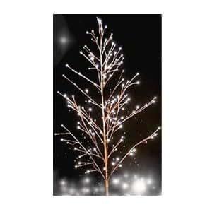 107712 ramo luminoso albero di natale 100 luci led bianche for Arredamento amazon