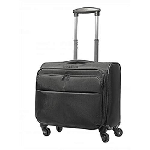 Shugon Warwick Business-Trolley-Tasche (Einheitsgröße) (Schwarz)