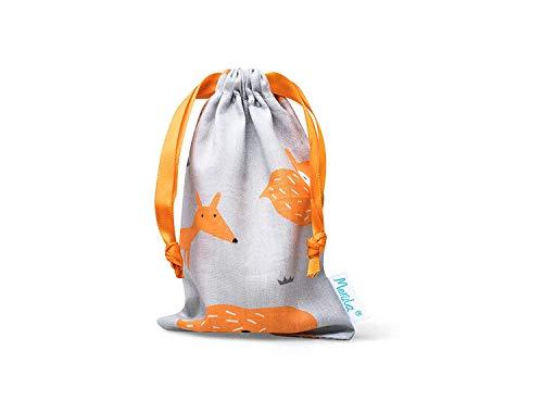 Merula Cup fox (orange) - One size Menstruationstasse aus medizinischem Silikon - 3