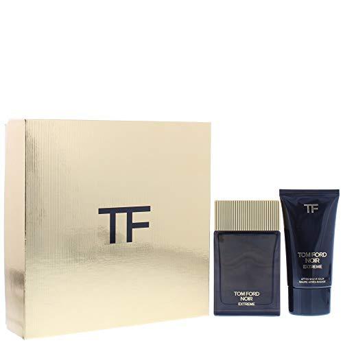 Tom Ford Noir Extreme Eau de Parfum After Shave Balm Geschenkset für Ihn, 100 ml -