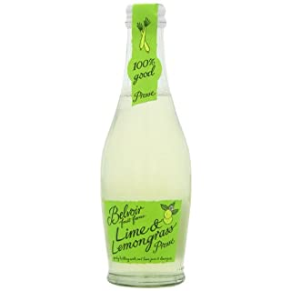 Belvoir Lime and Lemongrass Presse 250 ml (Pack of 24)