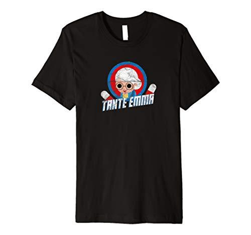 Tante Emma Techno Rave - Feiern Acid Afterhour T-Shirt (Shirt Ideen Rave)