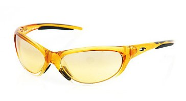 SMITH ZIPPER Sonnenbrille yellow fade/yellow flash