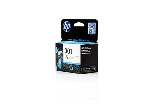 Original Tinte passend für HP Envy 4500 Series HP 301CH562EE - Premium Drucker-Patrone - Cyan, Magenta, Gelb - 165 Seiten - 3 ml - Series Hp Drucker-tinte 2600