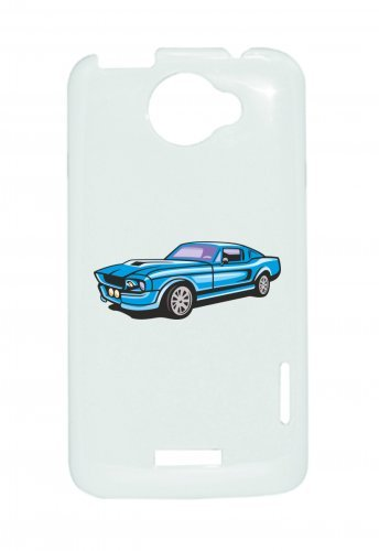 Smartphone Case Hot Rod Sport carrello auto d epoca Young Timer shellby Cobra GT muscel Car America Motiv 9719per Apple Iphone 4/4S, 5/5S, 5C, 6/6S, 7& Samsung Galaxy S4, S5, S6, S