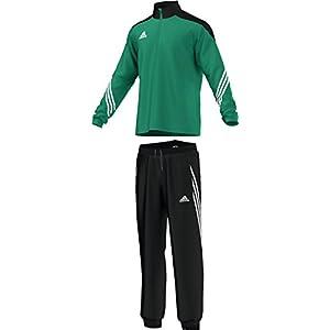 adidas Herren Fußball Bekleidung Sere14 Präsentations Trainingsanzug