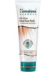 Himalaya Herbals Oil Clear Mud Pack, 100gm