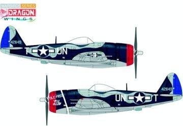 Dragon Warbirds - P-47M 'OLE-MISS LIB' 63rd FS, 56th FG