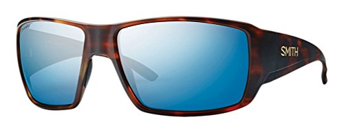 Smith Herren Guides Choice W5 96V 62 Sonnenbrille, Braun (Havana/Blue Grey Speckled Lz),