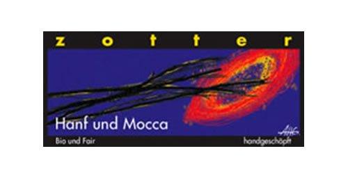 Zotter - Hanf und Mocca - 70 gr - Hanf-kaffee