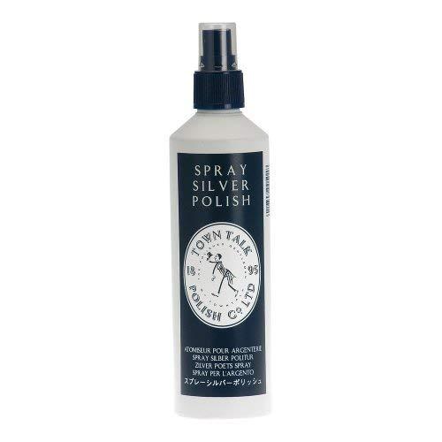 Silber-Spray Silberputzspray zur Silberpflege von Town Talk Spray Silver Polish Spray-Silber-Politur