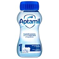 Aptamil First Milk from Birth - 12 x 200ml