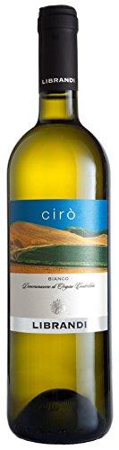 2015-Librandi-Cir-Bianco-Weiwein-IT-Kalabrien-Cir-Bianco-DOC