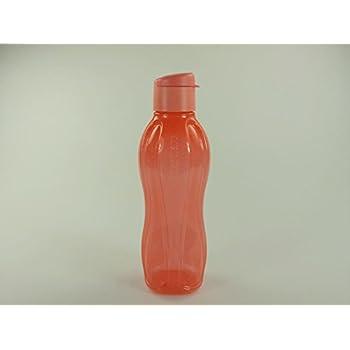 TUPPERWARE Ecobottiglia Click da 500 ml rosso fragola 15374