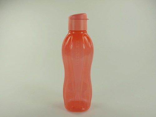 TUPPERWARE EcoEasy Borraccia To Go Eco Oekoflasche Eco Bottiglia 750 ml salmone 10430