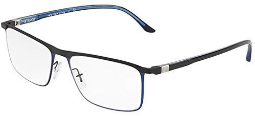 STARCK Eyes Brillen 0SH2030 MATTE BLUE BLACK Herrenbrillen