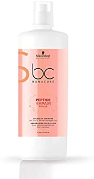 Schwarzkopf Professional Bonacure Peptide Repair Rescue Micellar Shampoo, 1L