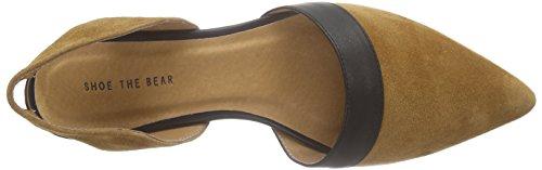 Shoe the Bear Ss16 W2, Mules Femme Marron (Brown)
