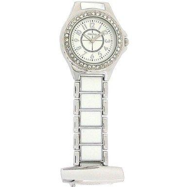 henley-hf061-montre-de-poche-femme-quartz-analogique-bracelet-acier-inoxydable-argent