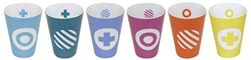 auswirkungen-paris-27738technicolor-tasse-espresso-porzellan-mehrfarbig-6x-6x-64cm-6-teilig