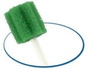 Mundpflegestäbchen Wattestäbchen Geschmack NEUTRAL Box a 250 Stck Mundhygiene AMPRI einzeln hygienisch verpackt